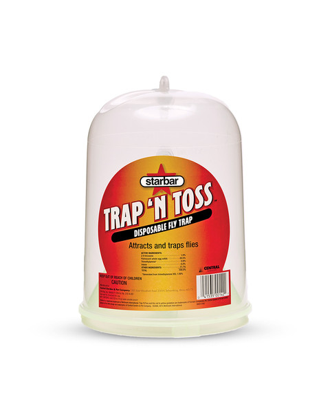Trap N Toss Fly Trap