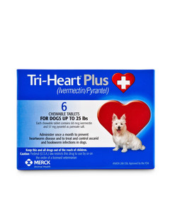 Tri Heart Plus Chewable Tablets