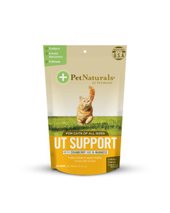 UT Support Soft Chews For Cats
