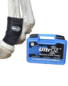 UltrOZ Therapeutic Ultrasound Machine for Horses