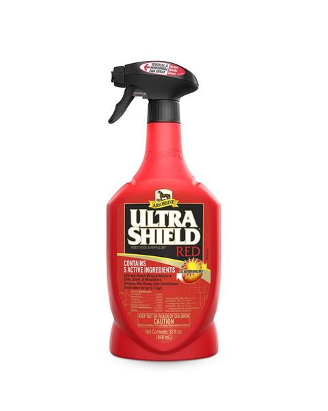 UltraShield Red