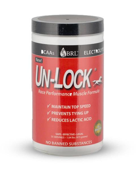 Unlock Advanced Muscle Formula powder