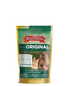 Missing Link Vegetarian Skin & Coat for Dogs