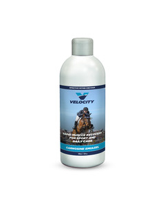 Velocity topical muscle relief gel