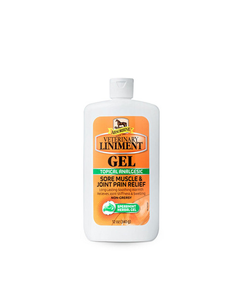 Liniment Gel for horses