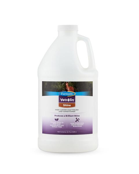 Vetrolin Shine Spray for horses