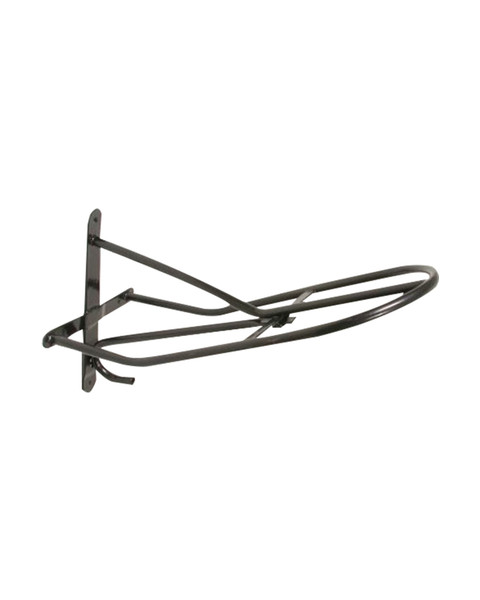 Wall mounted English Saddle Rack