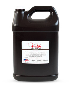 Walsh Leather Oil