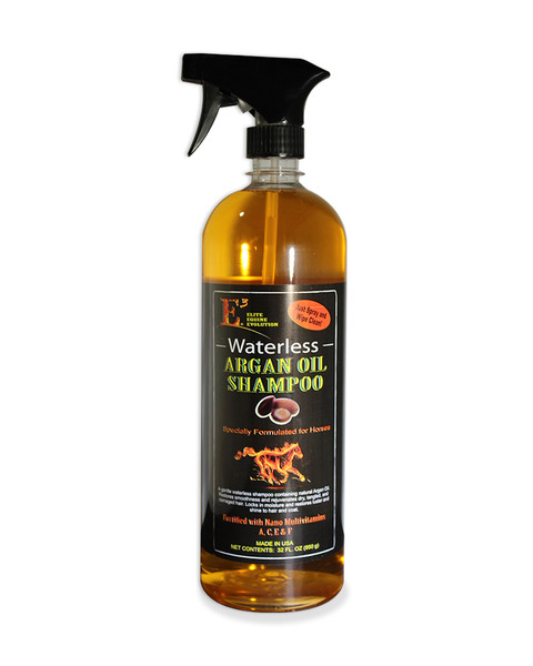 Waterless Shampoo E3