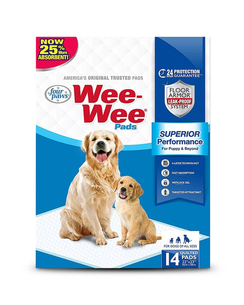 Wee Wee Pads from Four Paws