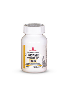Zonegran (Zonisamide) 100 mg 100 ct