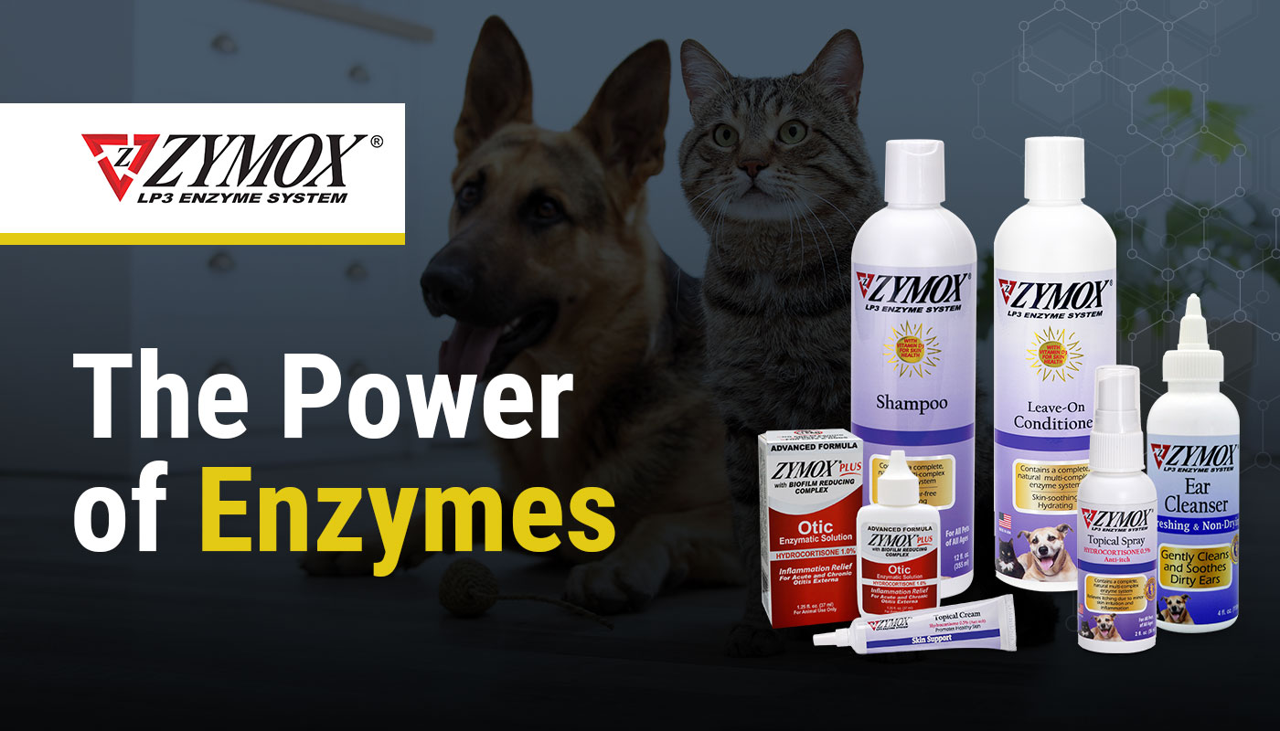 Zymox Pet Products