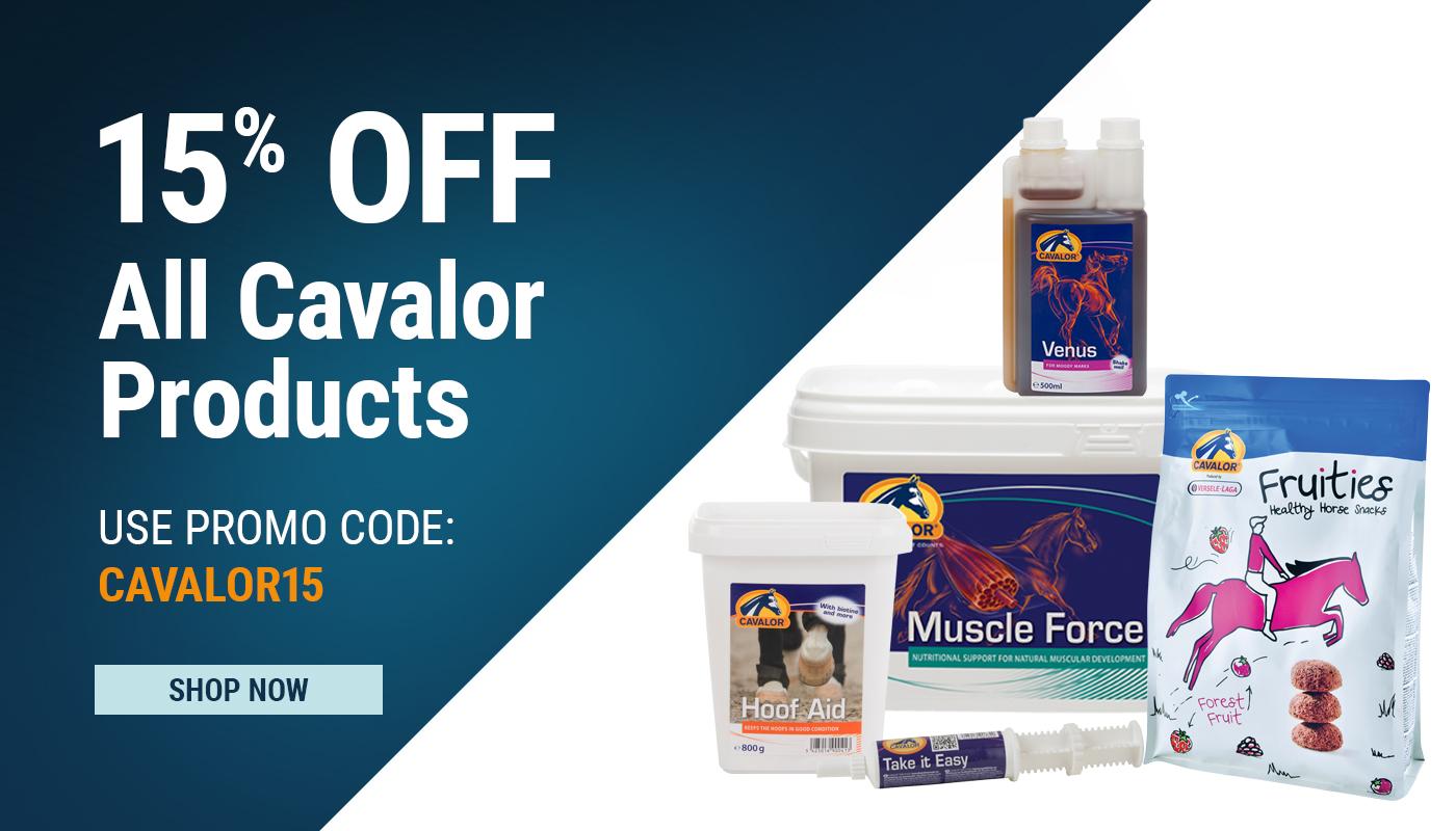Cavalor Horse Supplements on Sale at FarmVet