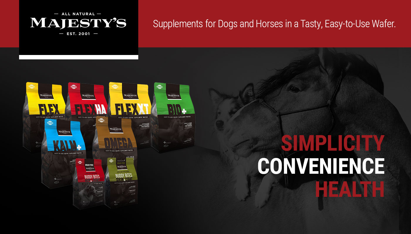 Majesty's Horse Supplements